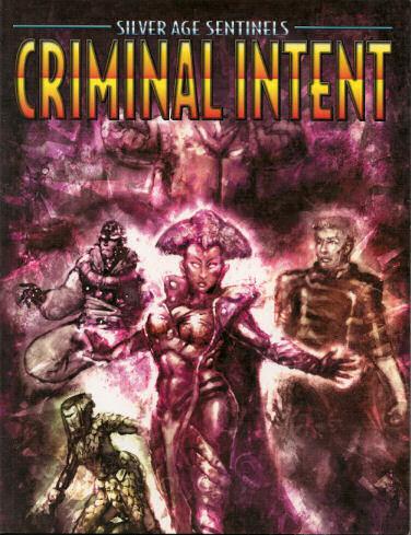 [Criminal Intent cover thumbnail]