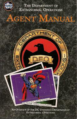 [D.E.O. Agent Manual cover]