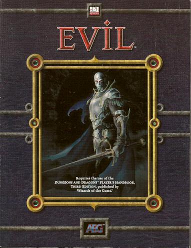 [Evil cover]
